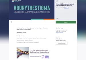Bury the stigma