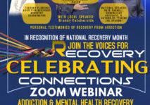 Recovery Month Celebration Flyer flyer (2)
